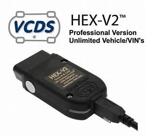 Hex V2 Vcds : vcds vag com hex v2 unlimited vin vag diagnostic tool ~ Kayakingforconservation.com Haus und Dekorationen