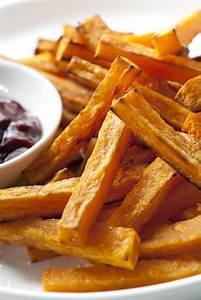 Culy Homemade: zo maak je zoete aardappelfrietjes - Culy.nl