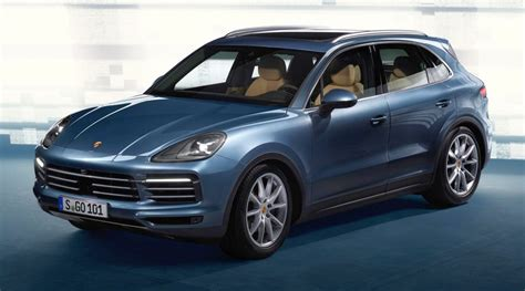Gambar Mobil Porsche Cayenne by Porsche Cayenne 2018 Gambar Rasmi Luar Dan Dalam Model