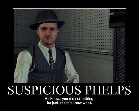 Cole Meme - cole phelps video game logic know your meme