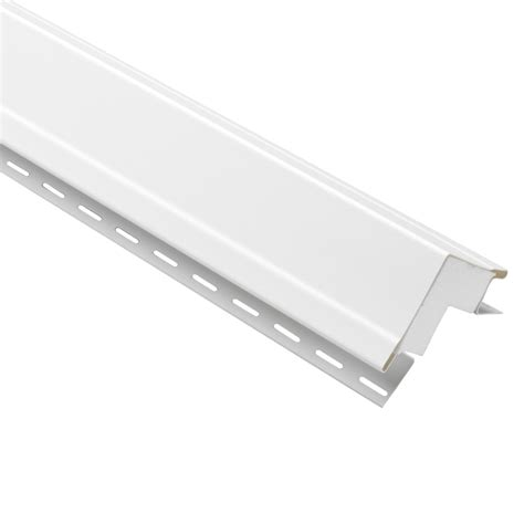 Shop Durabuilt 4in X 144in White Outside Corner Post