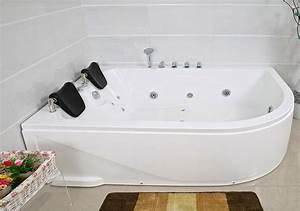 Whirlpool Badewanne Kaufen : xxl luxus whirlpool badewanne bali links mit 14 massage ~ Watch28wear.com Haus und Dekorationen