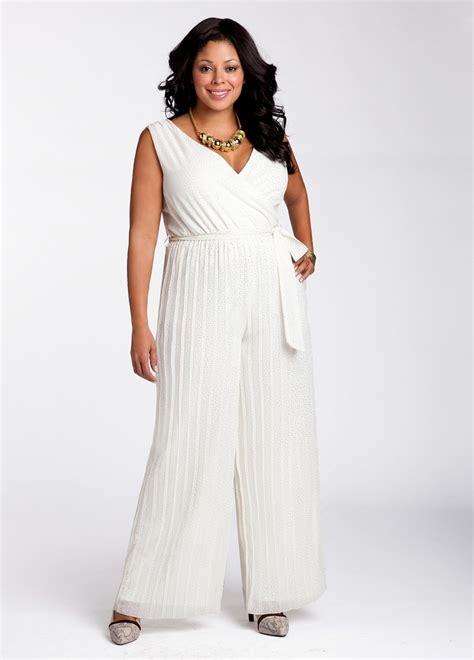 white jumpsuit for wedding 41 65 plus size stewart glitter detail pleated