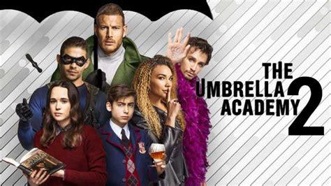 The Umbrella Academy: Season 2 Release Date, Cast And JFK ...