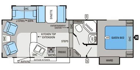 2013 Jayco Fifth Wheel Floor Plans by 2013 Jayco Eagle Ht Fifth Wheel Series M 26 5 Rls Specs
