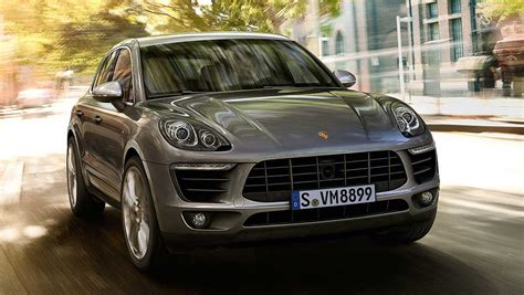 Porsche Macan 2014 Suv Turbo S Diesel by Porsche Macan 2014 Review Carsguide
