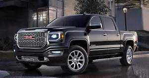 2018 Sierra 1500 Denali: Light-Duty Truck GMC