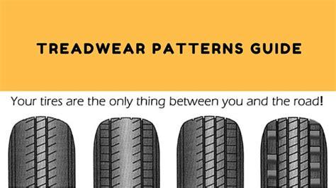 Tread Wear Pattern Guide