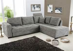 L Couch Grau : polsterecke aurum grau 267x221cm bettfunktion sofa couch wohnlandschaft eckcouch ebay ~ Orissabook.com Haus und Dekorationen