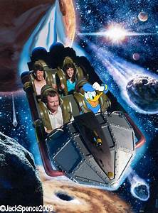 Space Mountain Mission 2 Train Cars (page 2) - Pics about ...