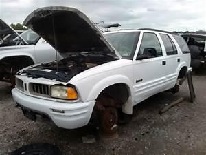 1997 4x4 Blazer Lt Vin  U0026quot W U0026quot  4 3 Vortec Engine Removal