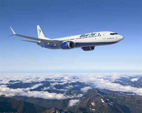 Blue Air Announces Order for Six Boeing 737 MAX Aircraft ...