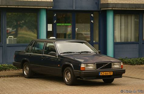 Where Is Volvo From by Volvo 700 Series