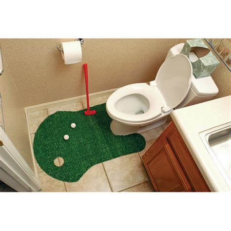 Golf Bathroom white elephant games by rolling dice share the knownledge