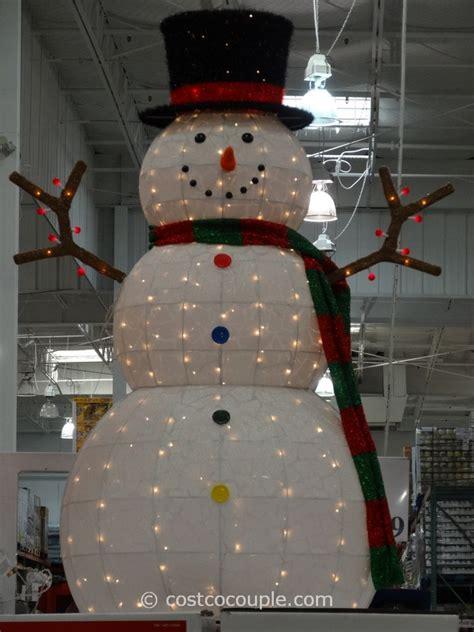 outdoor lighted snowman decorations outdoor snowman bbt com