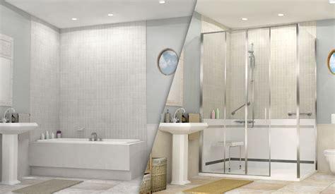 Comment Remplacer Une Baignoire Par Une Douche ? Idéal