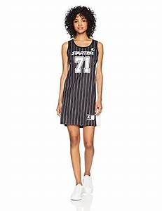starter 39 s basketball jersey tunic dress prime exclusive