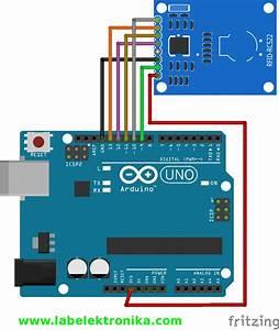 Tutorial Rfid Reader Mifare Rc522 Menggunakan Arduino