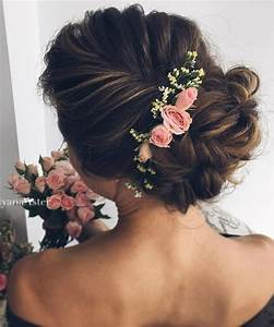 Wedding Hair With Flowers Jewels