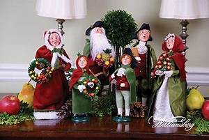 Byers Choice Figurines Christmas Figures and Displays