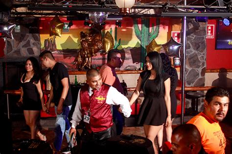 las chavelas bar tijuana mexico