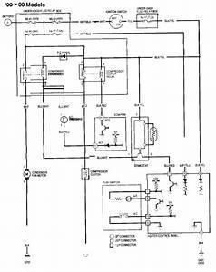 2000 Honda Air Bag Wiring Diagram  Honda  Auto Parts Catalog And Diagram