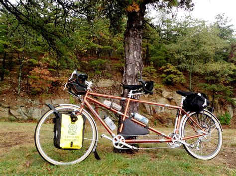 Co-Motion Tandem Bicycles