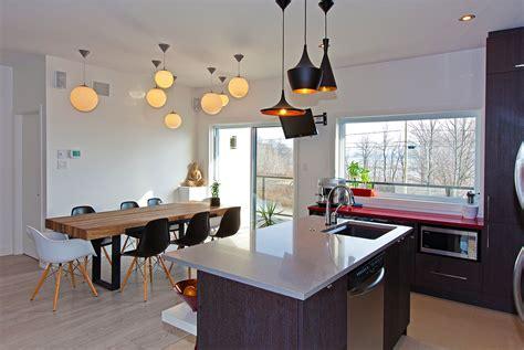 cuisine moderne avec ilot cuisine moderne griffe cuisine