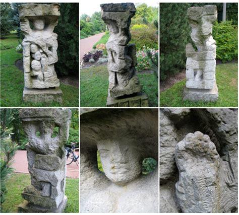 Botanischer Volkspark Pankow Gewächshäuser by Ausbilderblog 187 Archiv 187 Skulpturentour Pankow Buch