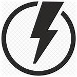 Icon Energy Electric Shock Voltage Electricity Icons