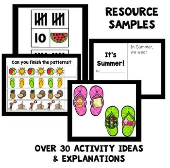 summer theme preschool lesson plans summer activities by 352 | original 3792589 3