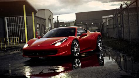 ferrari full hd wallpaper  background image