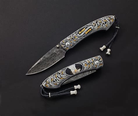 william henry kitchen knives whk 39 s conable in 39 s health blade magazine