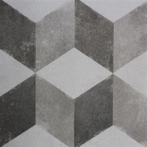 carrelage sol aspect carreau ciment vintage decoro cubo