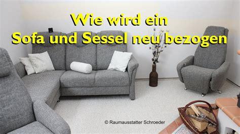 Sofa Und Sessel Neu Beziehen  Polstern Couch