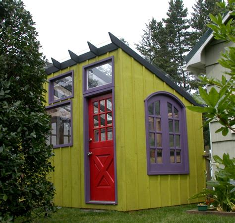 garden sheds ideas in garden sheds