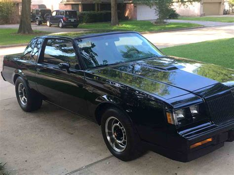 1987 Grand National For Sale by 1987 Buick Grand National For Sale Classiccars Cc