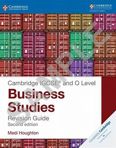 Preview Cambridge Igcse And O Level Business Studies