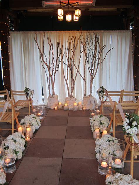 Ceremony Backdrop Weddings Ceremony Details Pinterest