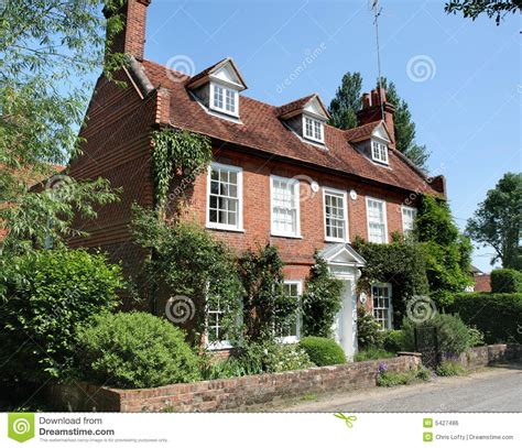 traditional colonial house plans traditional house royalty free stock image