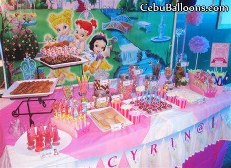 dessert candy buffet cebu balloons  party supplies