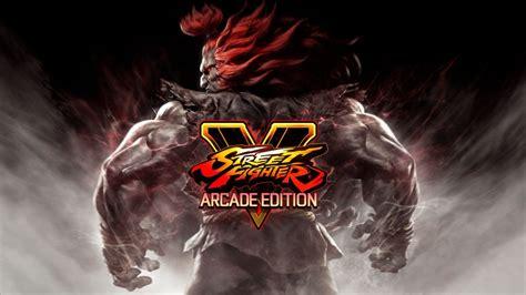 Street Fighter V Arcade Edition Guida Come Ottenere I