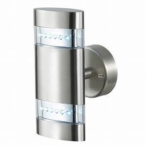 Außenleuchte Edelstahl Led : au enleuchte e27 edelstahl lampe gartenlampe au enlampe wandleuchte led leuchte ebay ~ Watch28wear.com Haus und Dekorationen