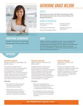 why your awesome creative resume isn t working gayle