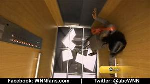 elevator prank floor falls away youtube With elevator floor prank