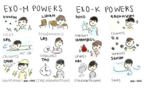 exo super power exo powers fanart ㅌxㅇ fanart pinterest fanart
