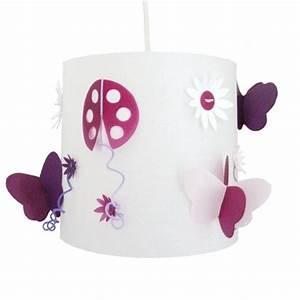 Luminaire lampe eclairage suspension lustre for Déco chambre bébé pas cher avec les champs de fleurs