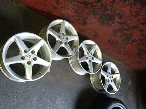 find acura rsx type s 16 quot factory oem wheels rims tsx