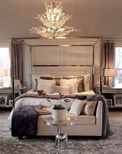 Gorgeous, 20, Elegant, Master, Bedroom, Decorating, Ideas, S