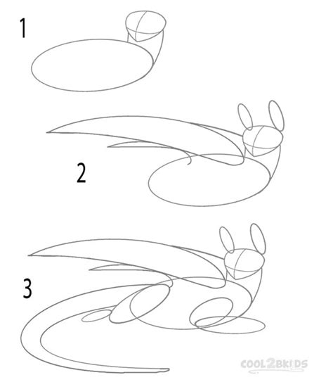 draw toothless step  step pictures coolbkids